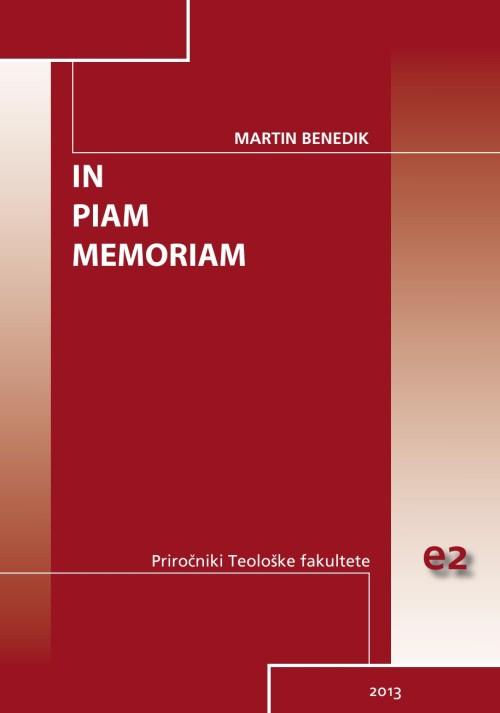 In piam memoriam